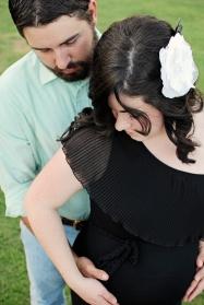 Jaclyn & Adam {Maternity} | Two Birds One Stone Wedding | Abilene, Texas Photographer
