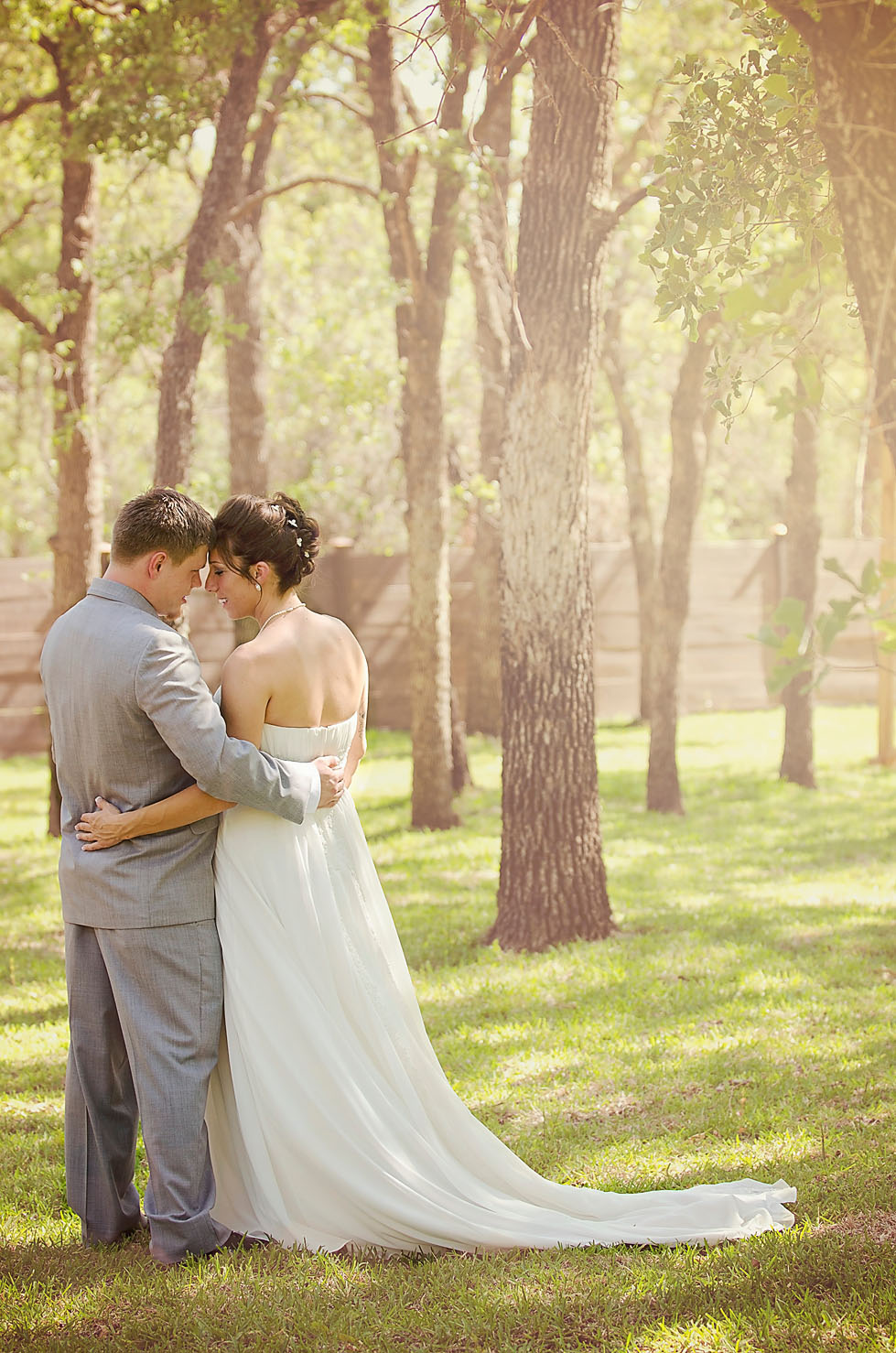 Danielle Matt Married The Grove At Denton Valley